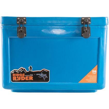 Ridge Ryder by Evakool Ice Box - 56 Litre, Blue