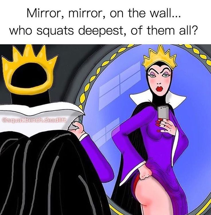 Gym humor...Fit girls be like