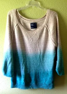 Diy Dip Dye Sweater 87