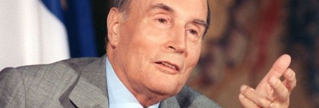 FRANCE: François Mitterrand. French statesman, who served as the 21st Pres. of France, serving from 1981-1995. The longest-serving Pres. of France and leader of the Socialist Party.  Although at times a politically isolated figure, he outmaneuvered rivals to become the left's standard bearer in every presidential election from 1965-1988, except 1969. Elected Pres. in the May 1981 presidential election, he was re-elected in 1988 and held office until 1995.
