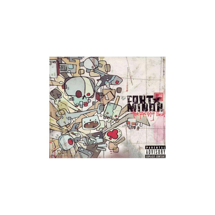 Fort minor - Rising tied [Explicit Lyrics] (CD)