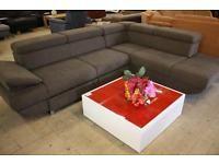 Couchgarnitur Sofa mit Federkern mit Schlaffunktion Versand mögl. Nordrhein-Westfalen - Borgentreich Vorschau