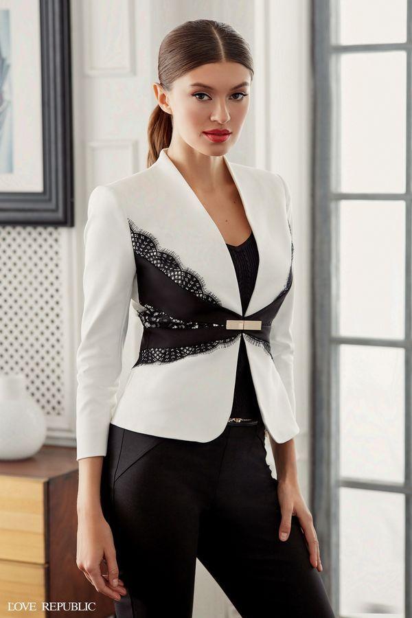 Жакет женский 9153410607-53 - купить в интернет-магазине LOVE REPUBLIC по цене: 2 499 руб