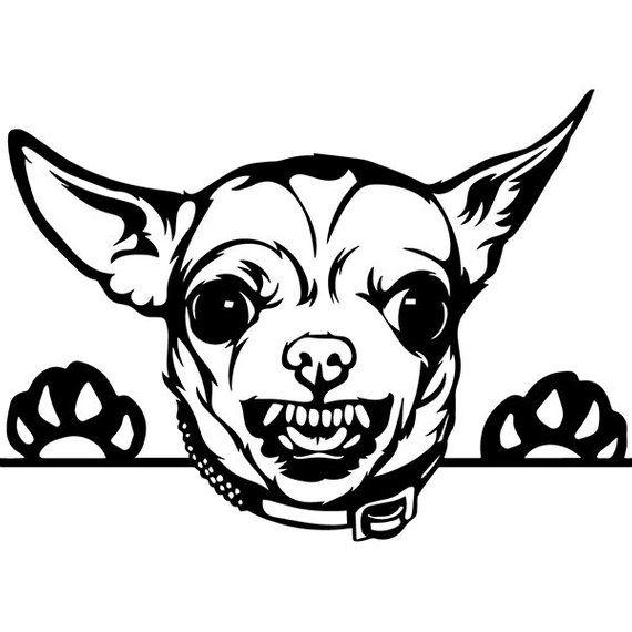 Detailed Growling Bulldog Vinyl Decal Sticker Computer Laptop Truck Car Window