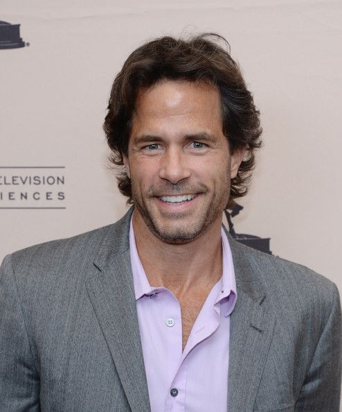 Shawn Christian - Daytime Emmy Nominees Cocktail Reception