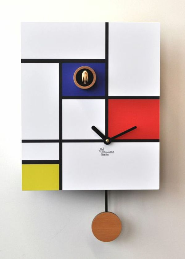 Cuckoo Clock Modern Adapts To The Contemporary Interior Design Decoration Solutions Modern Cuckoo Clocks Modern Clock Clock