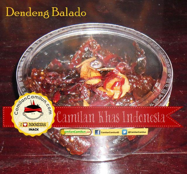 Dendeng Balado CamilanCamilun.com