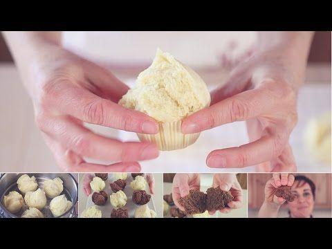MUFFIN GIAPPONESI Super Soffici Ricetta Facile - Steamed Cupcakes Easy Recipe - YouTube