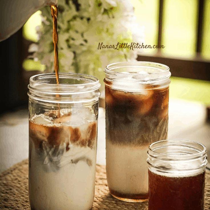 Cafe Latte Caramel Macchiato Coffee Syrup
