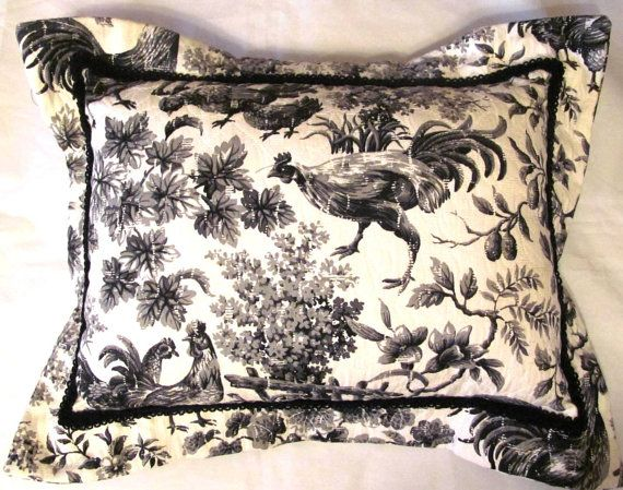 Black Toile Decorating: 1000+ Images About Black French Toile On Pinterest