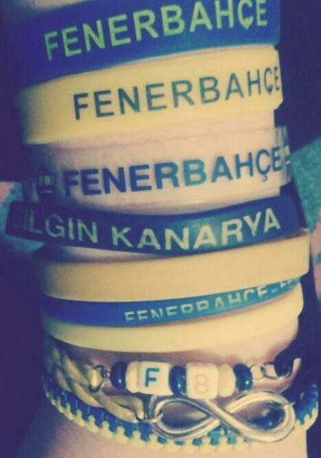 I love FENERBAHÇE!