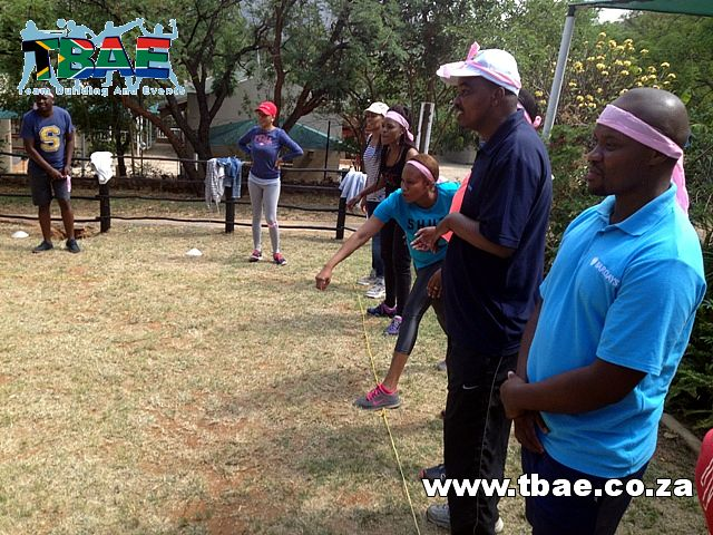 Barclays Bank of Botswana Team Building Event Rustenburg North West Province #BarclaysBank #TBAE #TeamBuilding