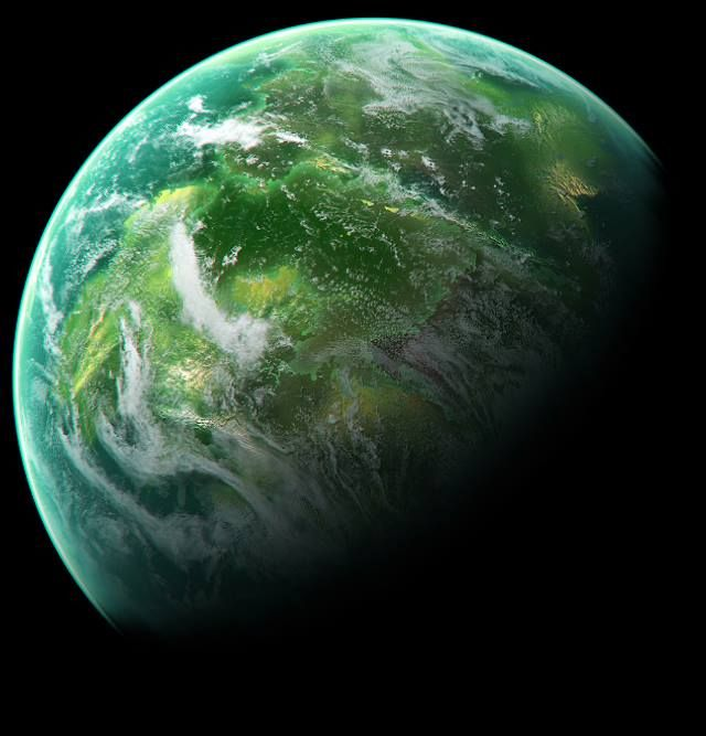 Earth-like Planets Are There - Pics about space