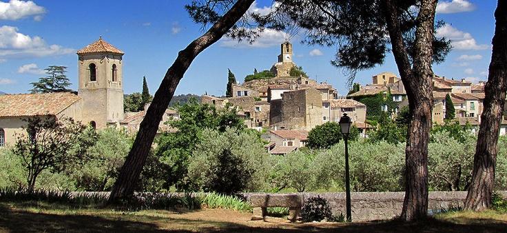 Rognes (entre le Lubéron et Aix en Provence)