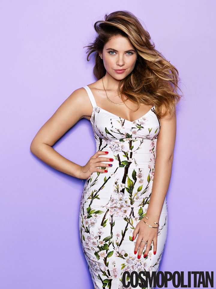 Ashley Benson on one thing she hates about Pretty Little Liars. See her full story here.