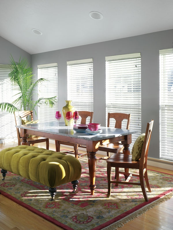 find this pin and more on paint colors for dining rooms by sherwinwilliams - Colorful Dining Room Tables