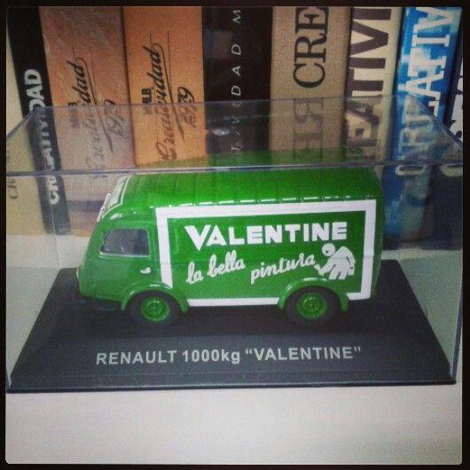 Vehículos publicitarios antiguos: Valentine #adshistory #lahistoriadelapublicidad #thehistoryofadvertising #ricardoperezcuidalapublicidad