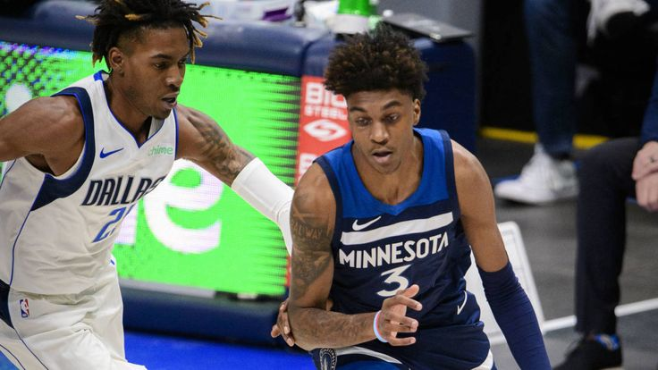 Rookie Timberwolves forward Jaden McDaniels, the No. 28 pick out of Washington in the 2020 draft, has emerged as a potential keeper for Minnesota.