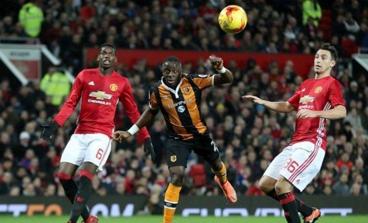 Video Skor Manchester United vs Hull City 2-0 Semifinal EFL Cup 2017