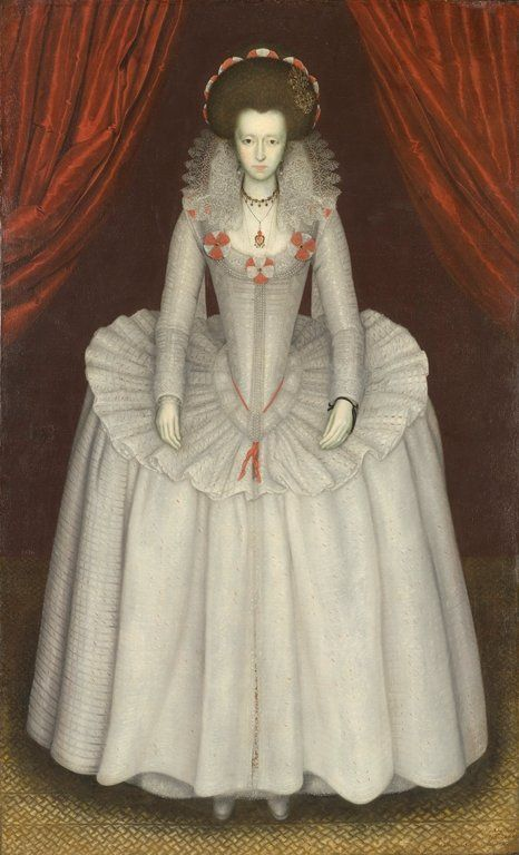 Lady Catherine Smythe Scott, Unknown, 1610, Gift of Mr. and Mrs. James MacLamroc