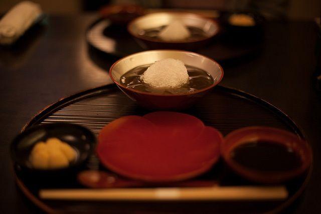 祇園 徳屋のわらび餅