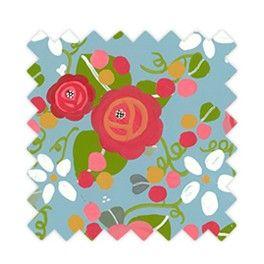 Julie Dodsworth Fabric - Fairytale