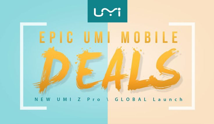 Epic Umi Mobile Deals from Gearbest
