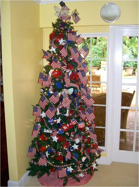 12 best 4th of JulySummer Trees images on Pinterest  Holiday