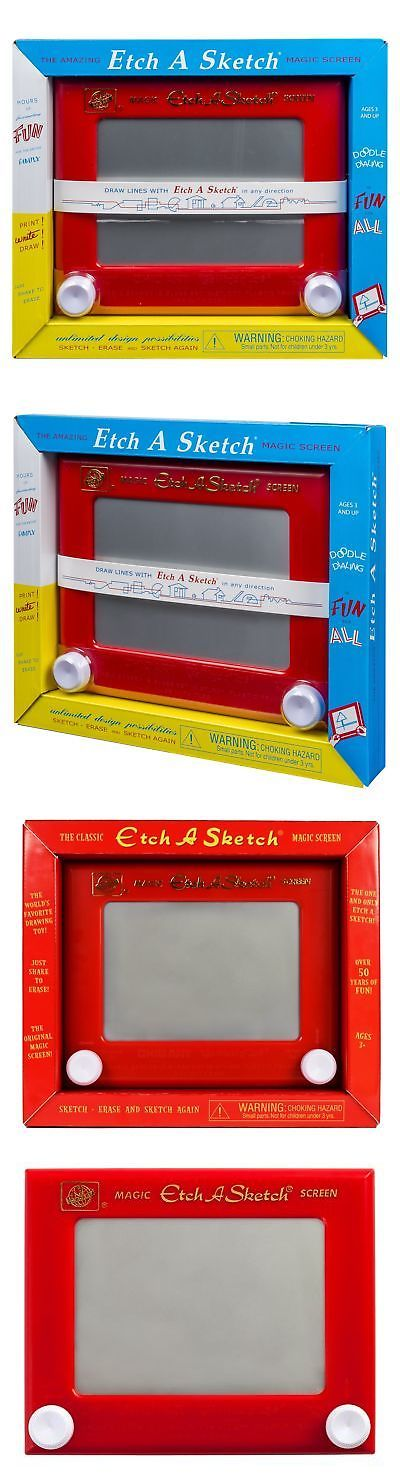 Etch-A-Sketch 19019: Etch A Sketch - Classic Free Shipping New -> BUY IT NOW ONLY: $73.99 on eBay!
