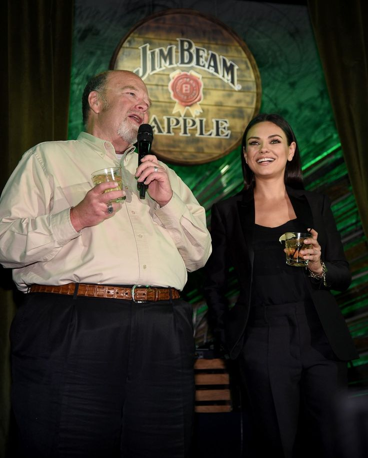 Mila Kunis attends the Jim Beam Apple launch event in NY http://celebs-life.com/mila-kunis-attends-the-jim-beam-apple-launch-event-in-ny/  #milakunis