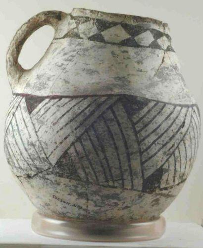 A sample of Anasazi Pottery