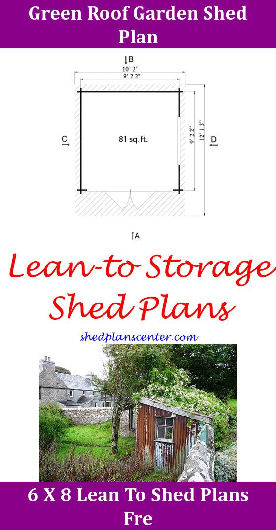 Firewood Storage Shed Plans A Simple Solution Small Storage And