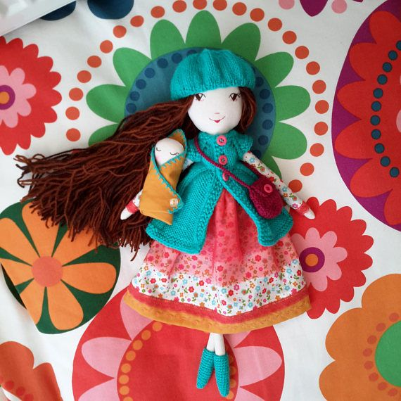 Check out this item in my Etsy shop https://www.etsy.com/listing/567379212/handmade-cloth-doll-rag-doll-handmade