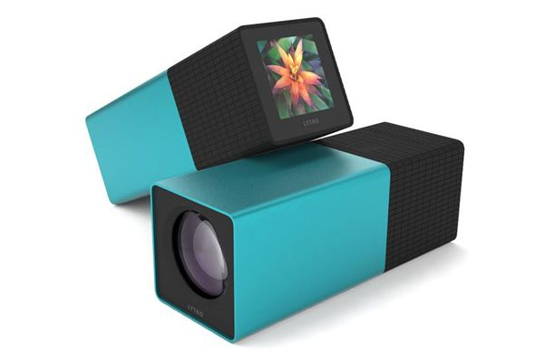 For The Tech-Obsessed Future-Diane-Arbus — This amazing camera lets her capture an image now, endlessly refocus later...because she's just discovering there's a world outside Instagram. Lytro Light Field Camera, $400, available at Target. (The 14 Best Gifts For The Tech-Obsessed)
