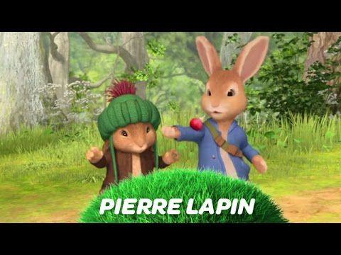 PIERRE LAPIN (Dessin animé) - Episode 1 : Le voleur de radis