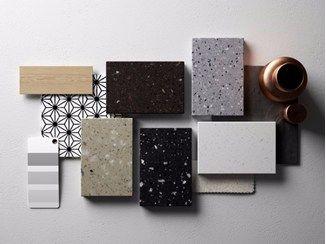 3D обшивка стен HI-MACS® - Lucia - HI-MACS® by LG Hausys Europe