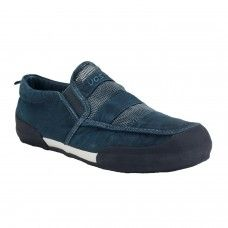 Peacock Casual Shoes Aero for Men - Buy Online Peacock Casual Shoes Aero for Men in click2door.Stonewashed Casual shoes, made From Distressed Canvas. Foam Footbed / Cotton Lining.  Slim, sleek, light-weight state of the art Vulcanised Man Made rubber sole offering excellent traction to go with your hip, up-to-the-moment style. Add a little faraway flair to your urban adventures with these chic stonewashed shoes. These flats are perfect for casually spicing up any outfit.