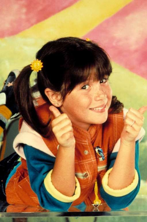 "Her name means ""sun"" in French, but there's no denying that Soleil Moon Frye best translates to Punky Brewster, the title character of the  NBC sitcom that made the young actress one of the best‐known child stars of the '80s."