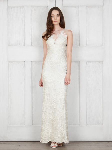 Yasmin Gown by Catherine Deane Bridal