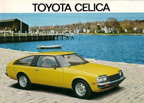 1977  Celica