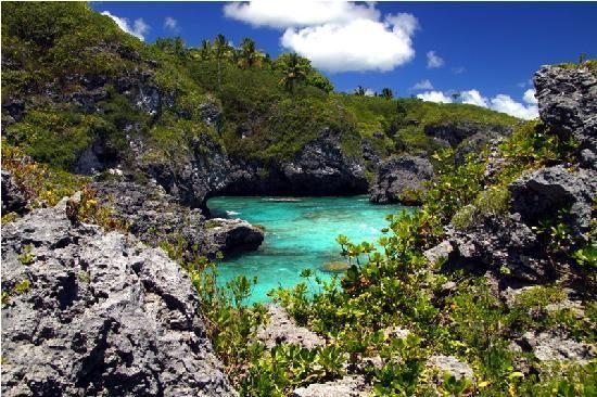 Limu Pools - Niue