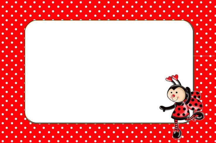 Nossa LeitoraJeniffer Lemosfez esse lindo kit usando um dos nossos fundos com o Tema Joaninha. Parabéns Jeniffer,obrigada por compartilhar!! Este post tem tudo para você fazer sozinho uma festa completa,com várias molduras para convites, rótulos para diversas guloseimas,rótulos de lembrancinhas e imagens!!! Faça você mesmo em casa,e aprenda o passo a passo aqui no blog!More