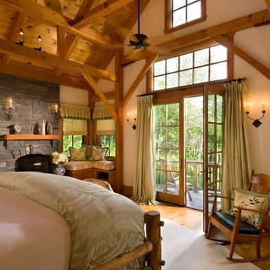 Log Cabin Decorating Design, Pictures, Remodel, Decor and Ideas - page 25