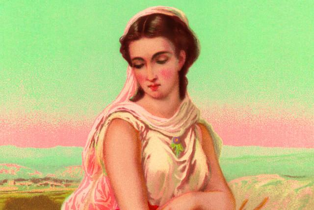 Meet Ruth: Judaism Convert and King David's Great-Grandmother