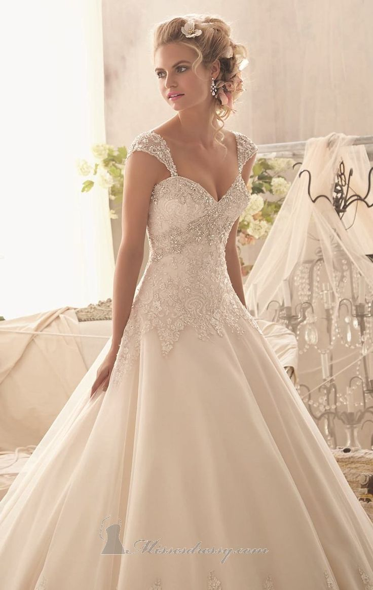 Mori Lee 2609 by Bridal by Mori Lee Absolutely Love this dress... Might be the one