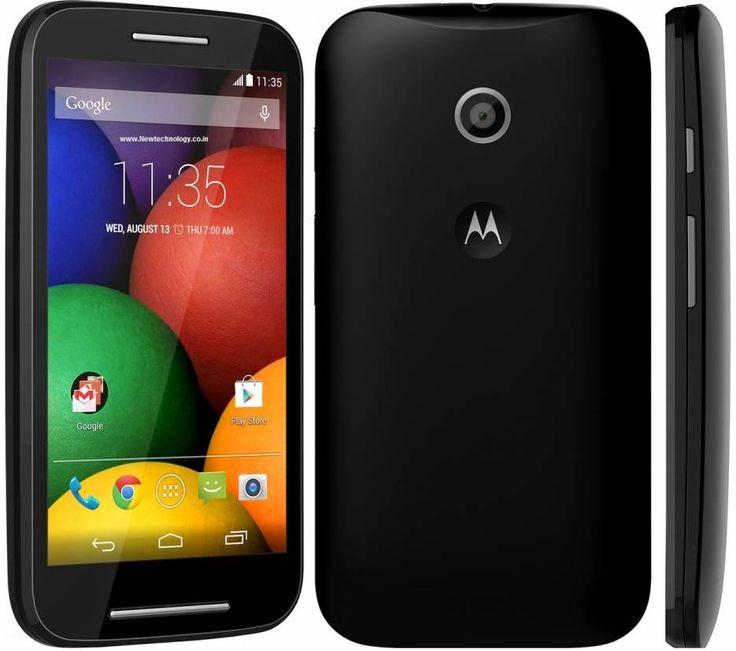 Motorola Moto E - Spesifikasi Kelebihan Kekurangan
