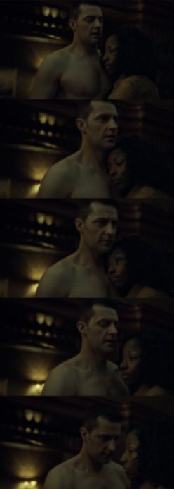Francis Dolarhyde's last bid for a normal life and love.  Richard Armitage