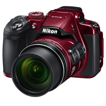 Nikon Coolpix B700 20MP Red Digital Camera @ 27 % Off With FREE ACCESSORY. Order Now!!!!!