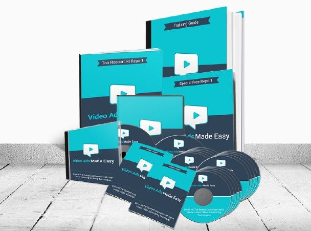 Early Bird is Live! You can Grab This Quality PLR pack for just 7 bucks... if you hurry! Video Ads Biz in a Box Monster PLR