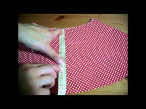 falda flamenca de urgencia
